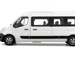 16 Seater Minibus Hire Derby