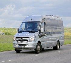 16 Seater Executive Minibus Hire Derby